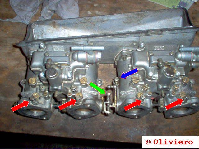 Kb on alfa romeo transaxle
